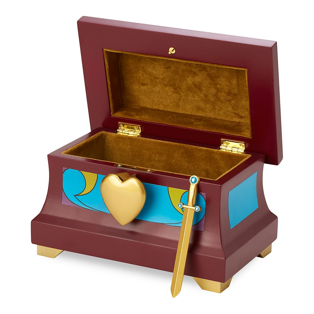 Evil Queen Jewelry Box – Snow White and the Seven Dwarfs