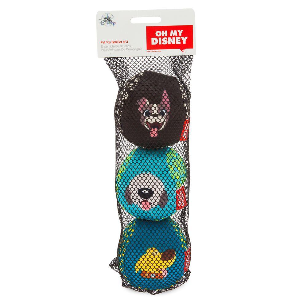Disney Dogs Pet Toy Ball Set – Oh My Disney