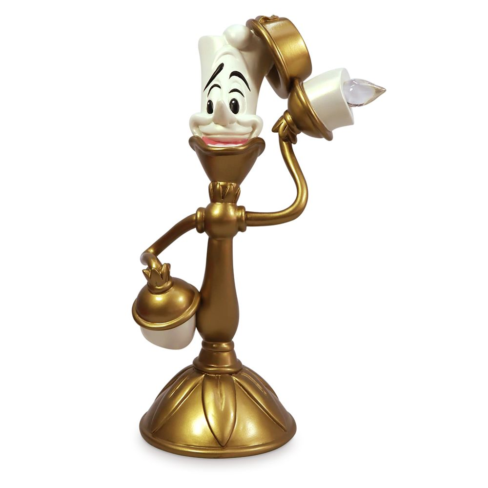 Lumiere Light-Up Figure – Beauty and the Beast