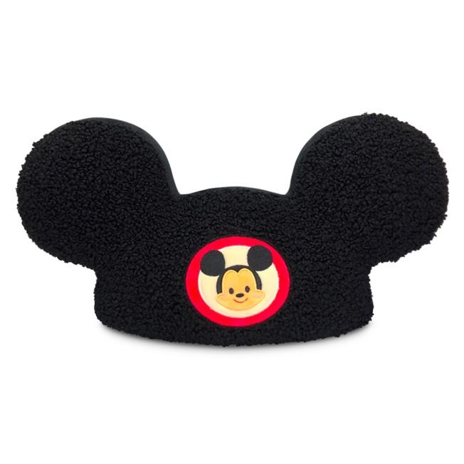 Mickey Mouse Ear Hat Pillow by Jerrod Maruyama
