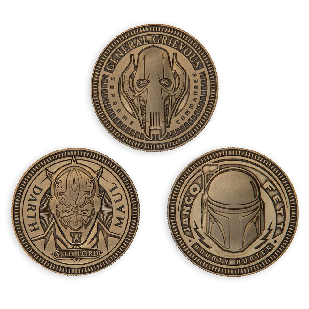 Star Wars Saga Coin Set Series 1 – Limited Release