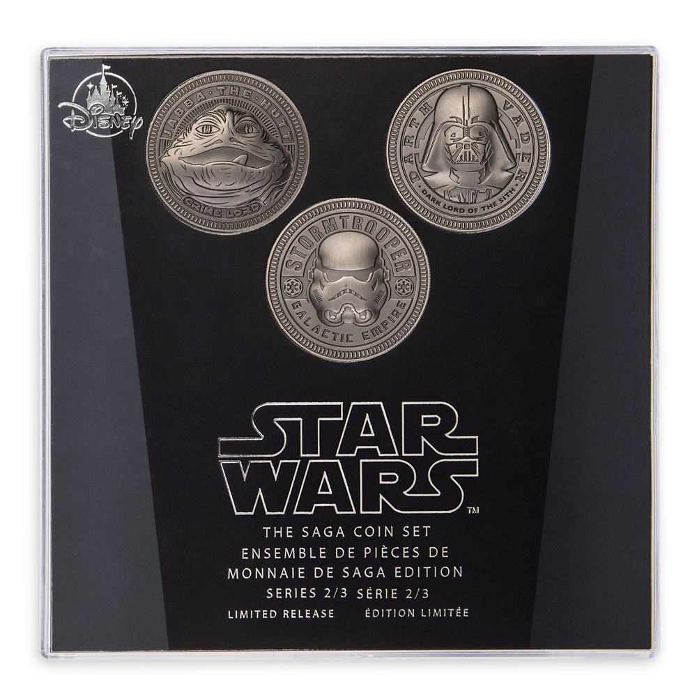 Star Wars Saga Coin Set Series 2 – Limited Release