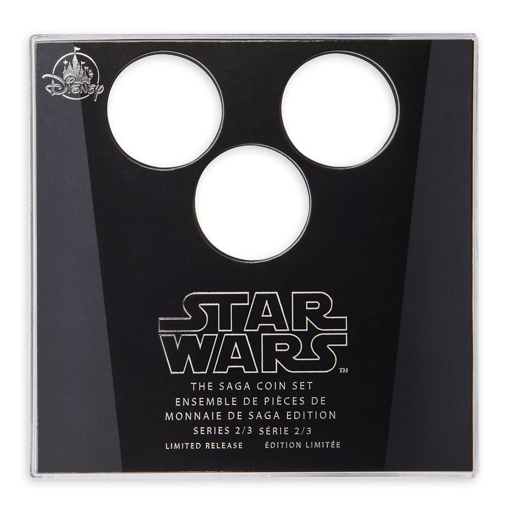 Star Wars Saga Coin Set Series 2 – Limited Release