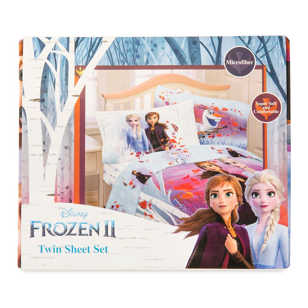 Frozen 2 Sheet Set – Twin / Full