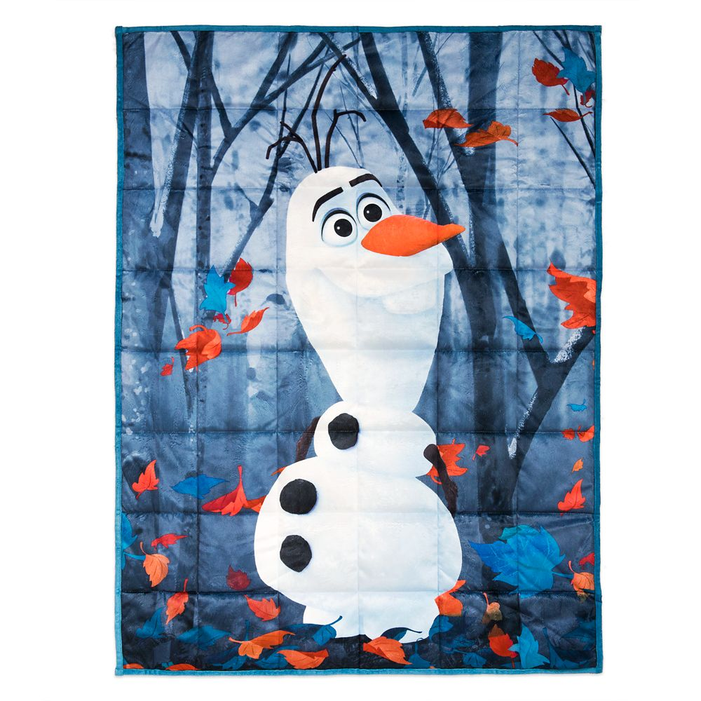 Olaf Weighted Blanket – Frozen 2