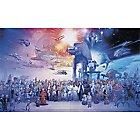 Star Wars Wall Mural