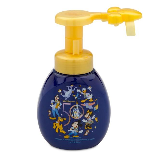 Walt Disney World 50th Anniversary Hand Soap Dispenser