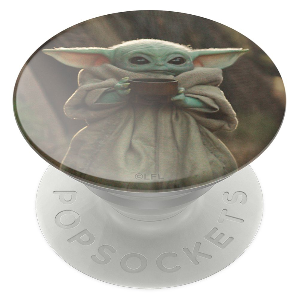 The Child PopGrip by PopSockets  Star Wars: The Mandalorian Official shopDisney