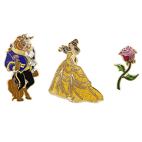 Art of Belle Limited Edition Pin Set