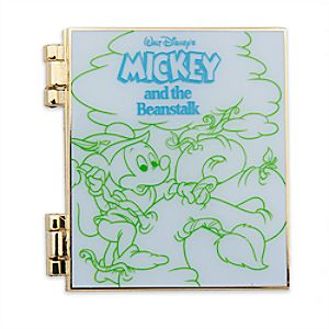 Mickey and the Beanstalk Limited Release Pin - August 2016