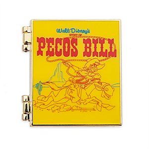 Pecos Bill Limited Release Pin - September 2016