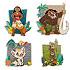 Disney Moana Limited Edition Pin Set