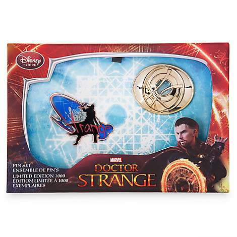 Marvel Doctor Strange Pin Set