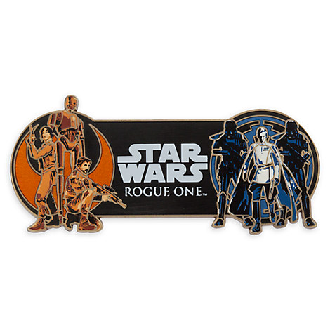 Rogue One: A Star Wars Story Jumbo Pin - Limited Edition