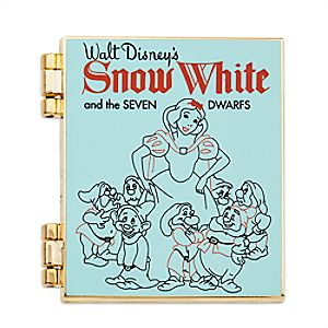 Snow White and the Seven Dwarfs Limited Release Pin - June 2017
