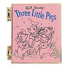 Three Little Pigs Limited Release Pin - April 2017