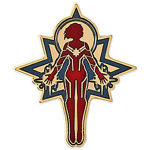 Captain Marvel Limited Release Pin