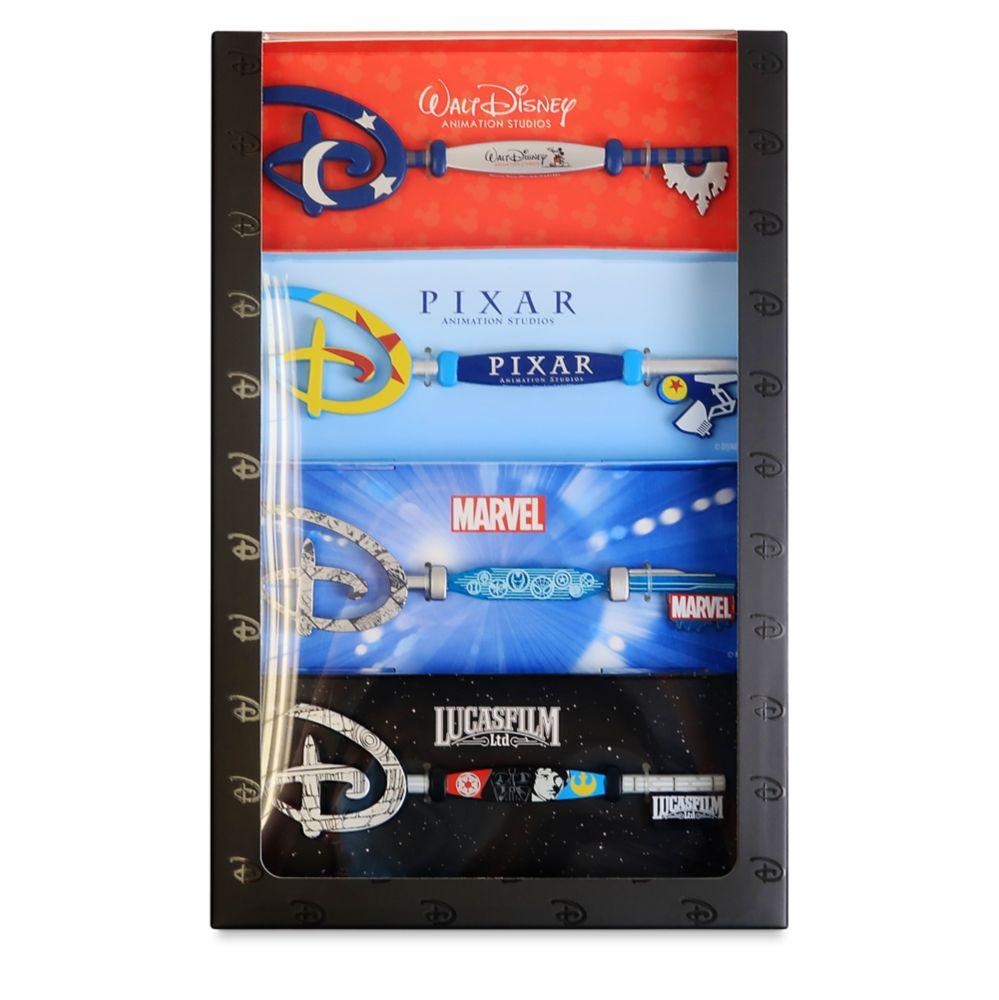 Disney Studios Collectible Key Set