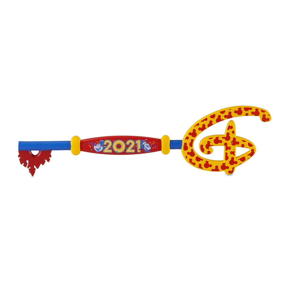 Mickey and Minnie Mouse 2021 Collectible Key – Special Edition
