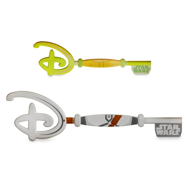 Star Wars: The Mandalorian Collectible Key Set – May the 4th Be With You