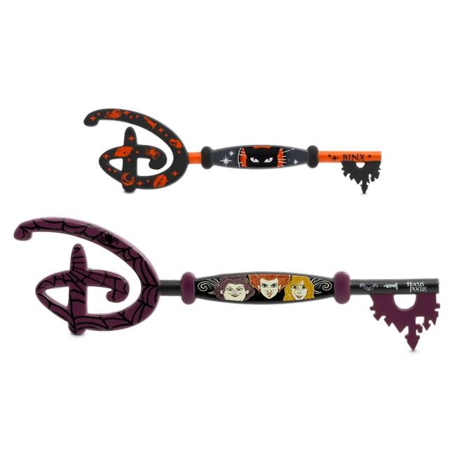 Hocus Pocus Collectible Key Set