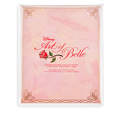 Art of Belle Limited Edition Lithograph Set