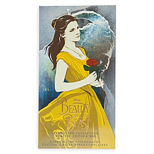 Beauty and the Beast Lithograph Set - Live Action Film - Limited Edition