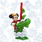 Mickey and the Beanstalk Limited Release Sketchbook Ornament - August 2016
