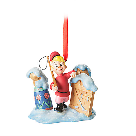 Peter and the Wolf Limited Release Sketchbook Ornament - October 2016