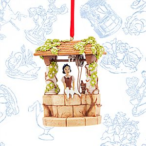 Snow White Limited Release Sketchbook Ornament - June 2017