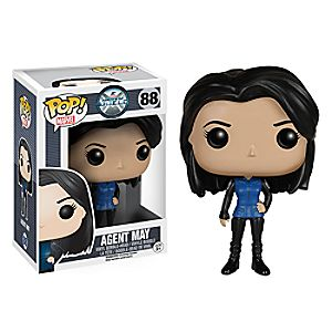 Agent May Pop! Vinyl Bobble-Head Figure by Funko - Marvel's Agents of S.H.I.E.L.D. 3065047370154P