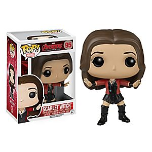 Scarlet Witch Pop! Vinyl Bobble-Head Figure by Funko - Marvel's Avengers: Age of Ultron 3065047370156P