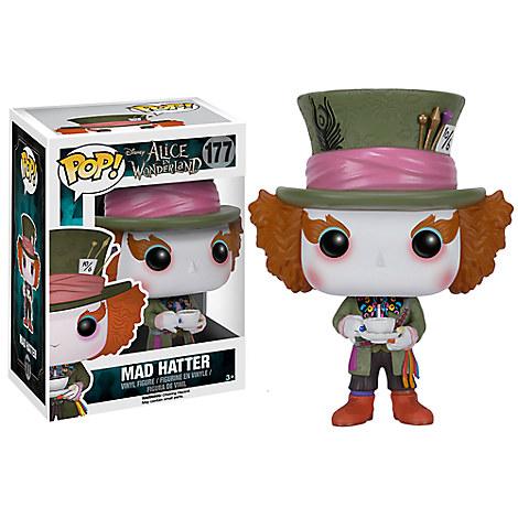 Mad Hatter Pop! Vinyl Figure by Funko - Alice in Wonderland