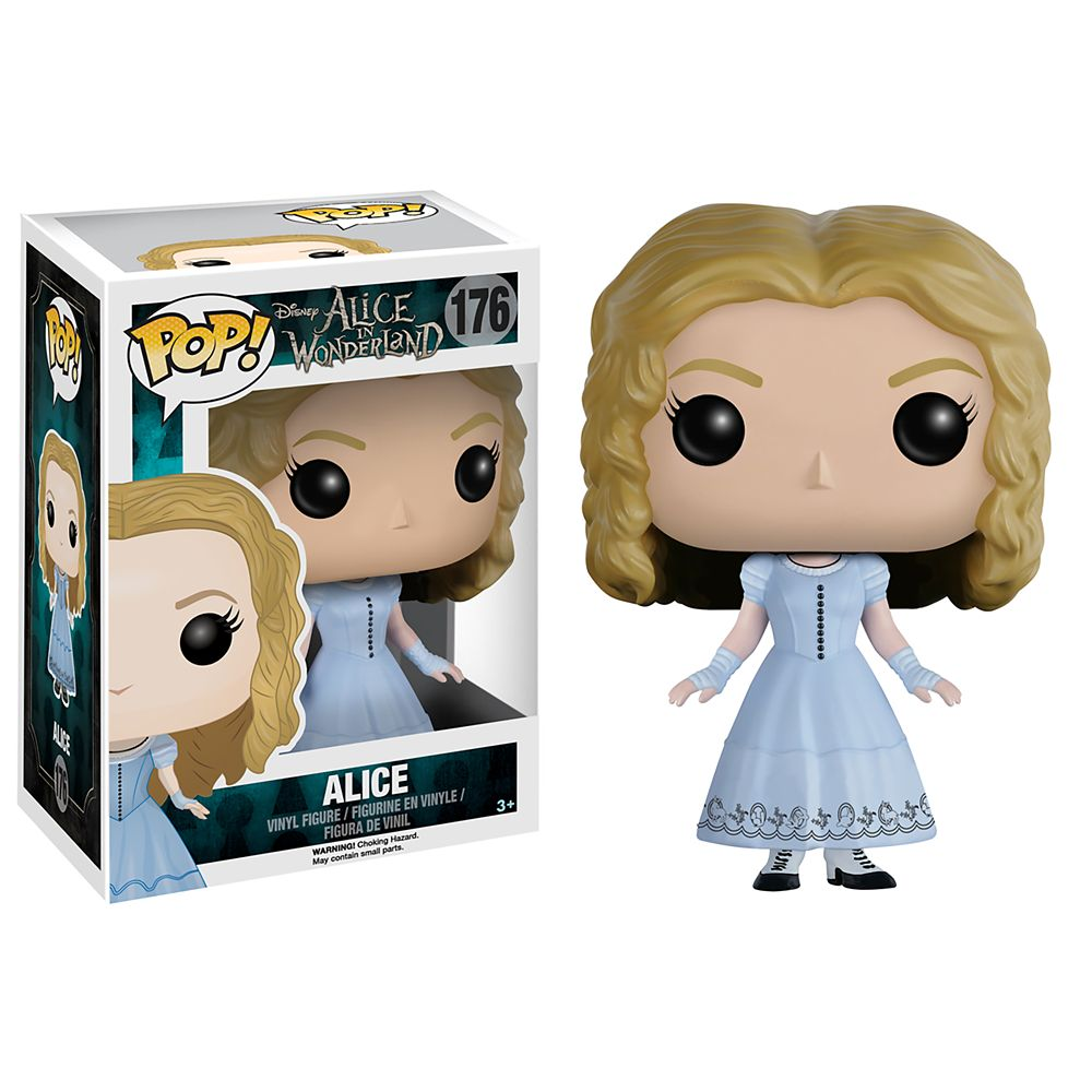 Alice Pop! Vinyl Figure by Funko – Alice in Wonderland