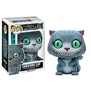 Cheshire Cat Pop! Vinyl Figure by Funko - Alice in Wonderland