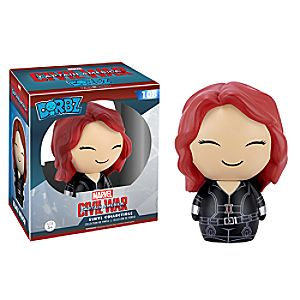 Black Widow Dorbz Vinyl Figure by Funko - Captain America: Civil War 6505047371733P