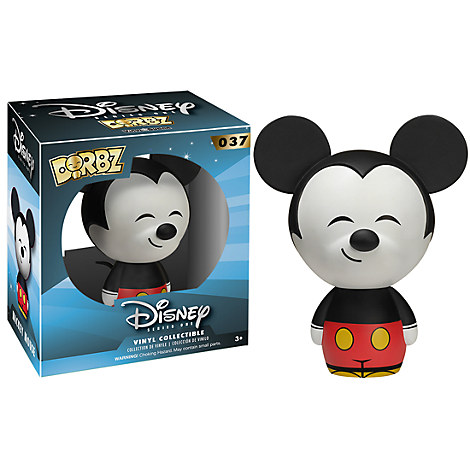 Mickey Mouse Dorbz Vinyl Figure by Funko