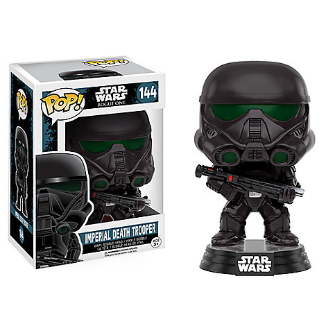 Imperial Death Trooper Pop! Vinyl Figure by Funko - Rogue One: A Star Wars Story