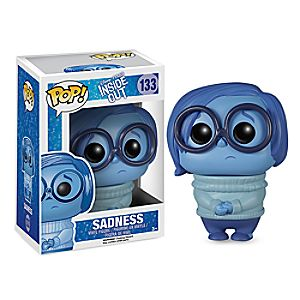 Sadness Pop! Vinyl Figure by Funko