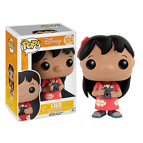 Lilo Pop! Vinyl Figure by Funko