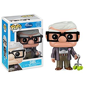 Carl Pop! Vinyl Figure by Funko