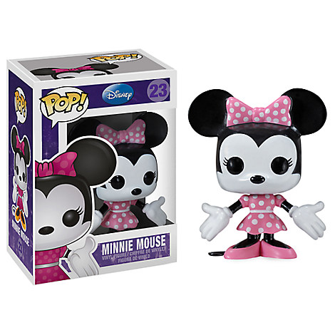 Minnie Mouse Pop! Vinyl Figure by Funko