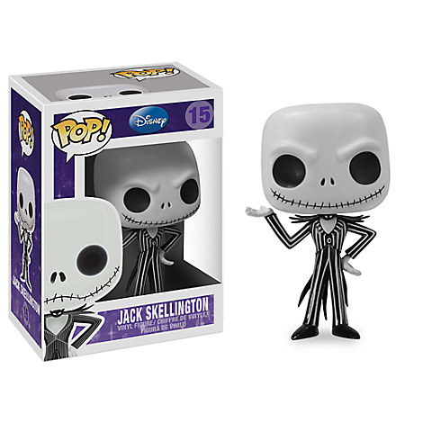 Jack Skellington Pop! Vinyl Figure by Funko