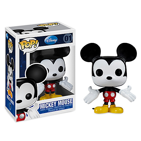 Mickey Mouse Pop! Vinyl Figure by Funko