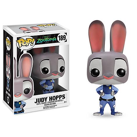 Judy Hopps Pop! Vinyl Figure by Funko