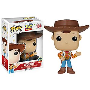 Woody Pop! Vinyl Figure by Funko