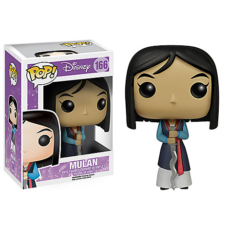 Mulan Pop! Vinyl Figure by Funko