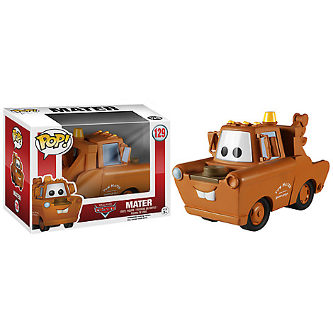 Mater Pop! Vinyl Figure by Funko