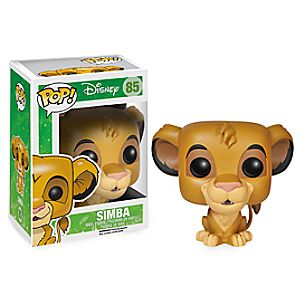 Simba Pop! Vinyl Figure by Funko - The Lion King 6505047373337P