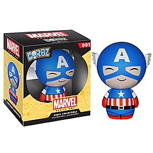 Captain America Dorbz Vinyl Figure by Funko 3065047373344P